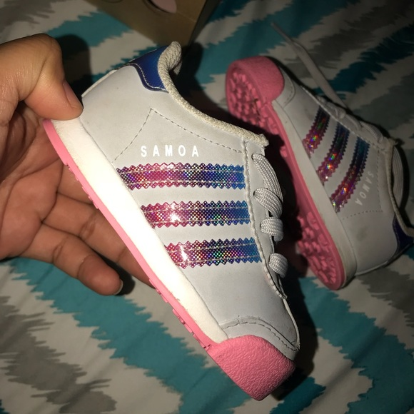 Baby girl adidas samoa. M 5b73174028309523bac49770 c9b90ed5c027